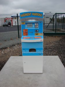 Installation d'une Startbox 3 par M-Innov - gestion paiement parking